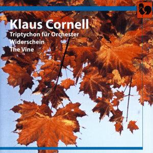 Klaus Cornell: Triptychon für Orchester – Widerschein – The Vine