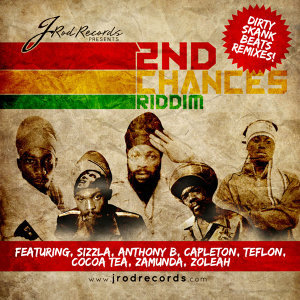 2nd Chances Riddim (Drum and Bass Remixes)