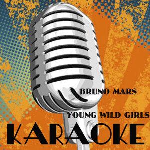 Young Girls (Karaoke Tribute to Bruno Mars)