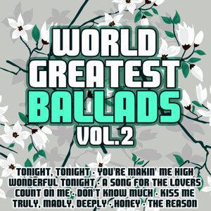 World Greatest Ballads Vol. 2