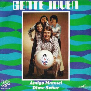Amigo Manuel / Dime Señor - Single