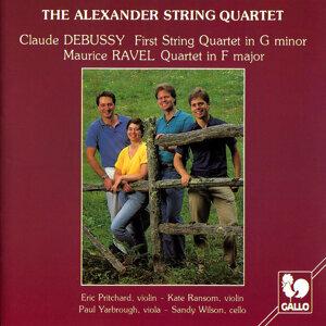 Debussy: String Quartet in G Minor, Op. 10 & Ravel: String Quartet in F Major, M. 35