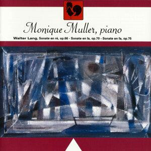 Walter Lang: Piano Sonatas