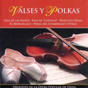 Valses y Polkas