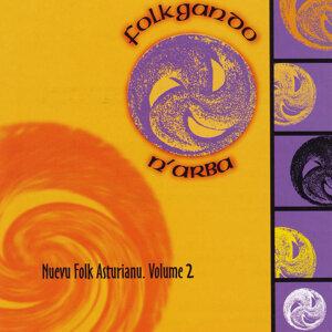 Nuevu Folk Asturianu Vol.2