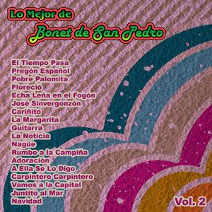 Lo Mejor De: Bonet de San Pedro Vol. 2