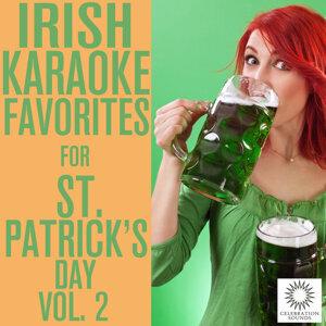 Irish Karaoke Favorites for St. Patrick's Day, Vol. 2