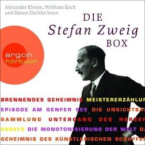 Die Stefan Zweig Box - Ungekürzte Fassung