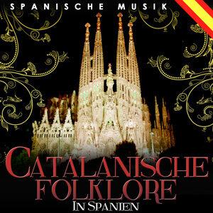 Spanische Musik. Catalanische Folklore in Spanien