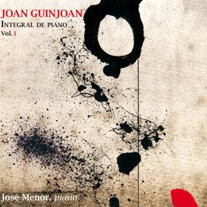 Joan Guinjoan: Integral de Piano. Vol 1