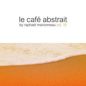 Le café abstrait by Raphaël Marionneau, Vol. 10