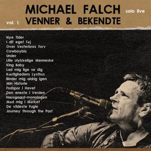 Michael Falch Solo Live - Vol. 1 Venner & Bekendte