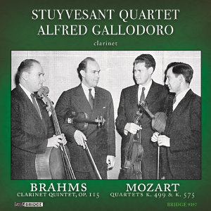 Stuyvesant Quartet and Alfred Gallodoro