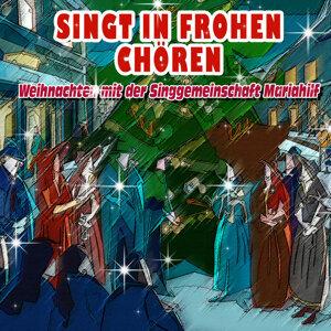 Singt in frohen Chören