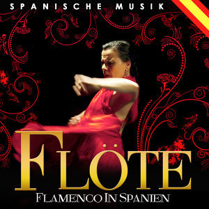 Spanische Musik. Flotë Flamenco in Spanien