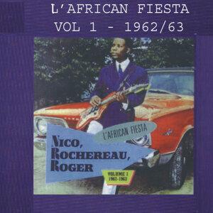 L'african Fiesta Vol.1 1962 - 1963