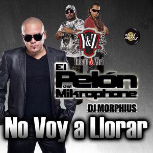 No Voy a Llorar (feat. Yohan & Ziri) - Single