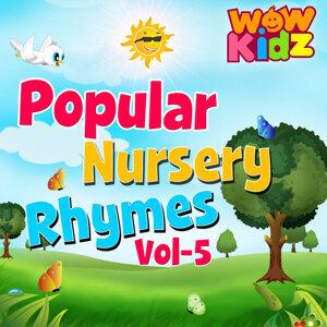 Popular Nursery Rhymes, Vol. 5