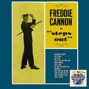 Freddie Cannon Steps Out