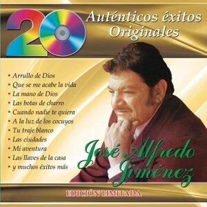 20 Auténticos Éxitos Originales - José Alfredo Jiménez, Vol. 2