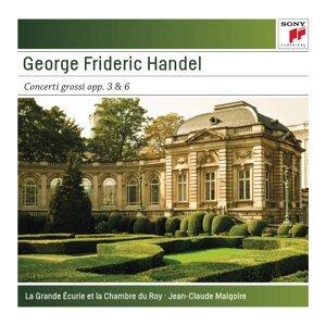 George Frideric Handel: Concerti grossi opp. 3 & 6