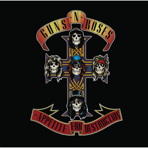 Appetite For Destruction - UK Mid Price