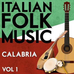 Italian Folk Music Calabria Vol. 1