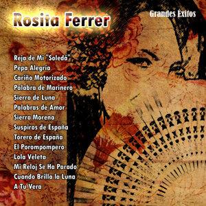Grandes Éxitos: Rosita Ferrer