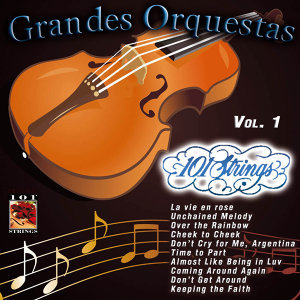 101 Strings Grandes Orquestas Vol. 1