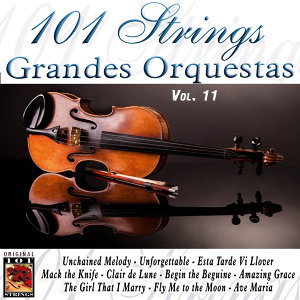 101 Strings Grandes Orquestas Vol. 11