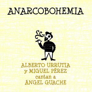 Alberto Urrutia y Miguel Pérez Cantan a Ángel Guache