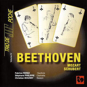 "Beethoven: Sérénade in D Major, Op. 8 - Variations on ""La ci darem la mano"", WoO 28 – Mozart: Quatre airs de Don Giovanni, K. 527 – Schubert: Trio in B-Flat Major, D. 581"