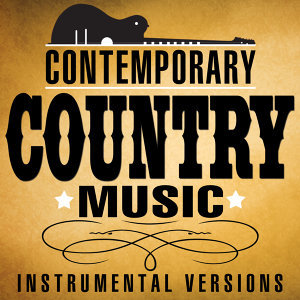 Contemporary Country Music (Instrumental Versions)