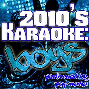 2010's Karaoke: Boys