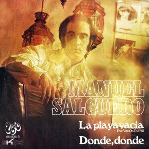 La Playa Vacía / Donde, Donde - Single