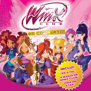 Winx Club: Em Concerto!