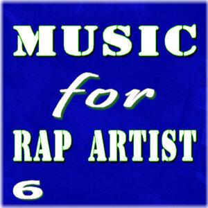 Music for Rap Artist, Vol. 6