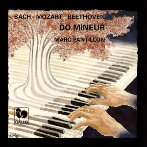 "Bach: Partita No. 2 in C Minor, BWV 826 - Mozart: Fantasia in C Minor, K. 475 - Piano Sonata No. 14 in C Minor, K. 457 - Beethoven: Piano Sonata No. 8 in C Minor, Op. 13, ""Grande Sonate Pathétique"""