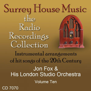 John Fox & His London Studio Orchestra, Vol. 10