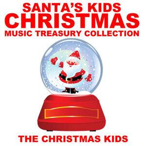 Santa's Kids Christmas Music Treasury Collection