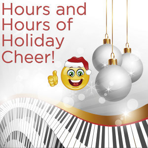 Hours and Hours of Holiday Cheer! 100 Christmas Piano Songs