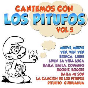 Cantemos Con los Pitufos Vol. 5