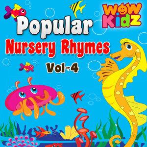 Popular Nursery Rhymes, Vol. 4