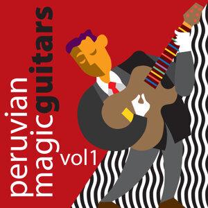 Peruvian Magic Guitars, Vol. 1