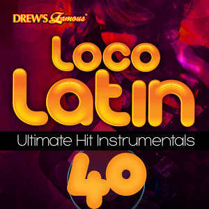 Loco Latin Ultimate Hit Instrumentals, Vol. 40