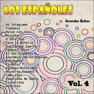Grandes Éxitos: Los Españoles Vol. 4