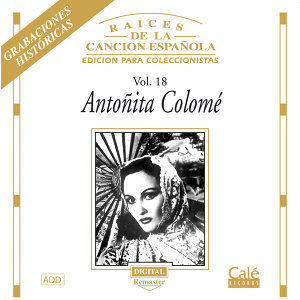 Raices de la Canción Española, Vol. 18
