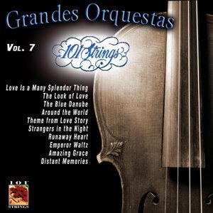 101 Strings Grandes Orquestas Vol. 7