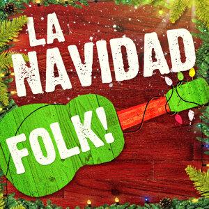 La Navidad Folk (50 Versiones Acùsticas de los Más Famosos Villancicos y Canciones de Navidad)