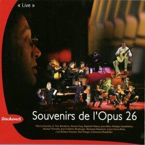 Souvenirs de l'opus 26 Live - Medley de l'Opus 26